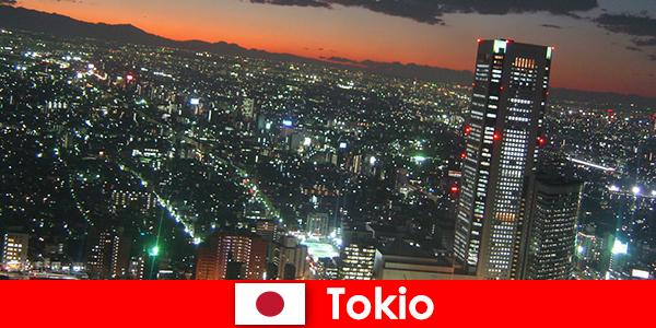 Idegenek szeretik Tokiót – a világ legnagyobb és legmodernebb városát