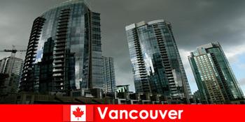 Vancouver Kanadában mindig a cél a lenyűgöző épületek idegenek számára