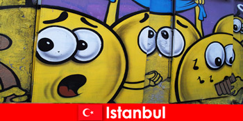 Törökország Isztambul jelenet klubok hipszterek és művészek a világ minden tájáról, mint egy hétvégi utazás