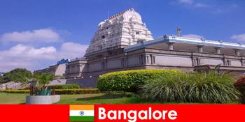 Bangalore titokzatos és csodálatos templomkomplexumai