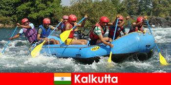 Olcsó utazás aktív sportolók számára Kolkata Indiában