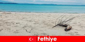 Rekreációs kirándulás stresszes turisták számára a Török Riviérán Fethiye