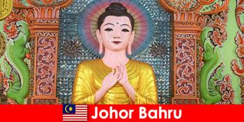 Üdülési csomagok és kulturális kirándulások a turisták Számára Johor Bahru Malajzia