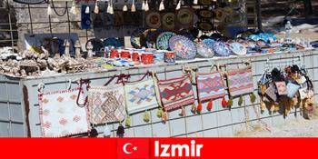 Sétaélmény idegeneknek Izmir Törökország bazárnegyedeiben
