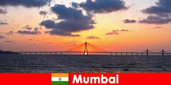 Utazók Ázsiába szenvedélyesen a modernitás és a hagyomány Mumbai India