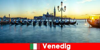 Romantikus nászút pároknak Velence Olaszország úszó városába