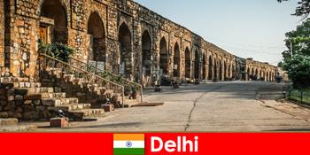 Privát tárlatvezetés delhi india városában az érdeklődő kulturális nyaralók számára