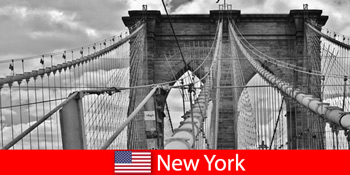 Spontán utazás külföldre a világ metropolisz New York Egyesült Államok