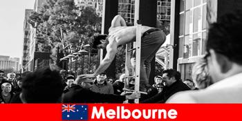 Művészet és kultúra kreatív nyaralók Melbourne-ben Ausztrália