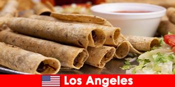 A külföldi látogatók sokoldalú kulináris eseményre számíthatnak Los Angeles legjobb éttermeiben Az Egyesült Államok
