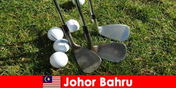 Bennfentes tipp – Johor Bahru Malajzia sok csodálatos golfpályák aktív turisták
