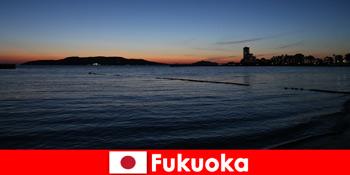 Regionális túra csoportokkal a Fukuoka Experience-n keresztül Japán gyönyörű városában