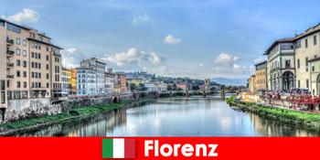 Firenze Olaszország Brands City sok idegen