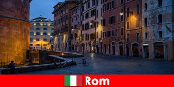 Rövid utazás a turisták ősszel Rómába Olaszország a legszebb látnivalók