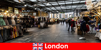 London Anglia a bevásárló turisták legnépszerűbb címe