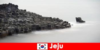 Külföldiek felfedezni népszerű kirándulások Jeju Dél-Korea