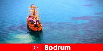 Klubtúra a tagok barátaival a gyönyörű Bodrum Törökországban