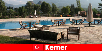 Olcsó repülőjegyek, hotelek és bérleti díjak Kemer Törökország nyári nyaralók a család