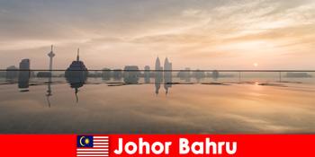 Foglaljon szállodai foglalást nyaralóknak Johor Bahru Malaysia területén, mindig a belvárosban