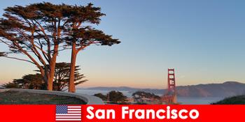 San Francisco Adventure Experience túrázóknak az Egyesült Államokban